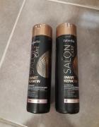 Regenerujący szampon i odżywka do włosów zniszczonych Faberlic ...
