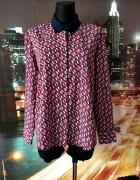 Jasmine&juliana koszula modny wzór serca serduszka hit 40 L...