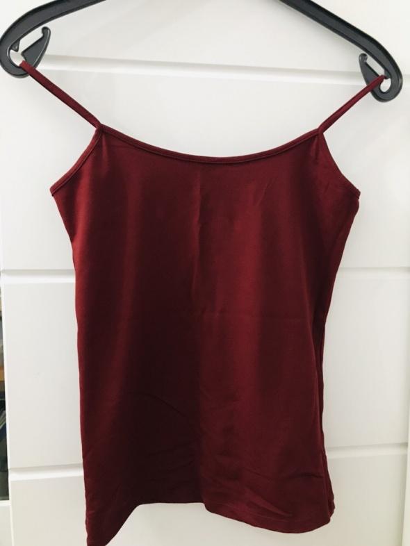 Koszulka na ramiączkach Zara jak nowa
