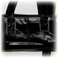 Mała elegancka torebka z cyrkoniami