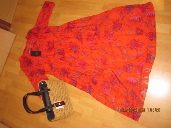 Sukienka maxi ONLY...