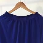 Piękna niebieska letnia spódnica maxi H&M rozm 40