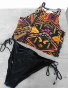 HM Coachella komplet aztec wzory...