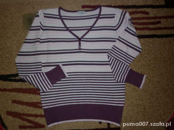 bluzka sweterkowa nowa xl