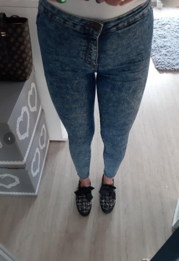 Spodnie skinny Denim CO
