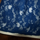 Niebieska koronkowa 40 42