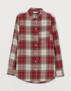 Koszula H&M w kratę...