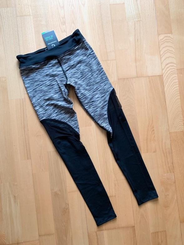 Carpatree nowe sportowe legginsy S