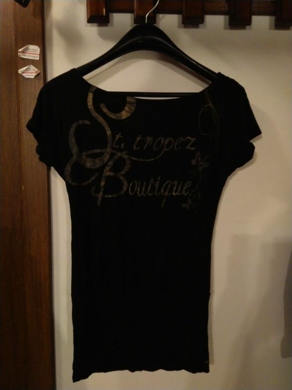 Czarna bluzka Jennifer Taylor M z wadą