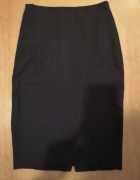 Czarna elegancka spódnica zara...