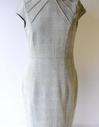 Sukienka H&M M 38 Kratka Elegancka Ołówkowa Pracy...