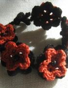 Bransoletka kwiatki 2...