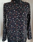 Koszula floral z kieszonką...