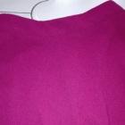 Burgundowa bordowa rozkloszowana spodnica