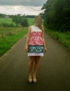 Śliczna sukienka koronka rozmiar M 38 gratis