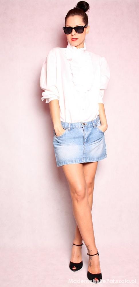 Spódnice Spódnica mini jeans