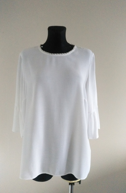 Biała bluzka Next 16 44...