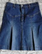 Spódnica jeansowa Miss Sixty M...
