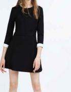 Mała czarna sukienka Zara