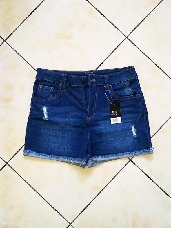 Spodenki Spodenki szorty jeansowe Esmara