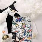 spódnica miki ołowkowa