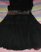 czarna sukienka z USA nowa...