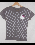Tshirt Hello Kitty emo rockabilly japan style kos...
