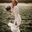 Sukienka midaxi LOVE TRIANGLE Love Bird White 44