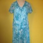 Powiewna haftowana sukienka rozmiar 42