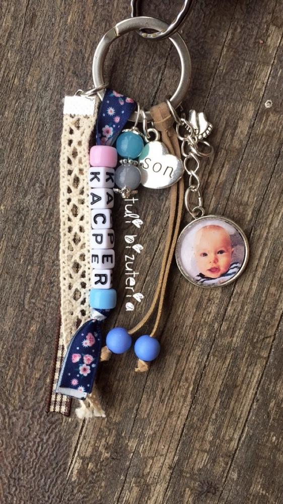 Breloczek ze zdjęciem twojego dziecka