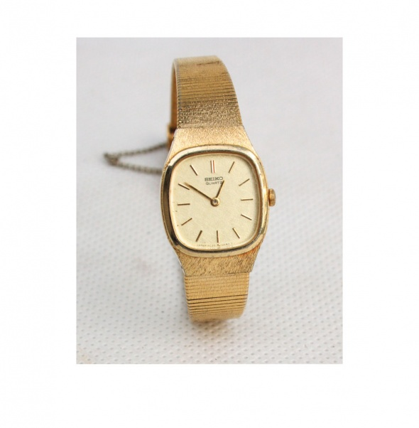 Damski zegarek vintage Seiko