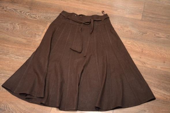 Spódnice Spódnica czekoladowa 38