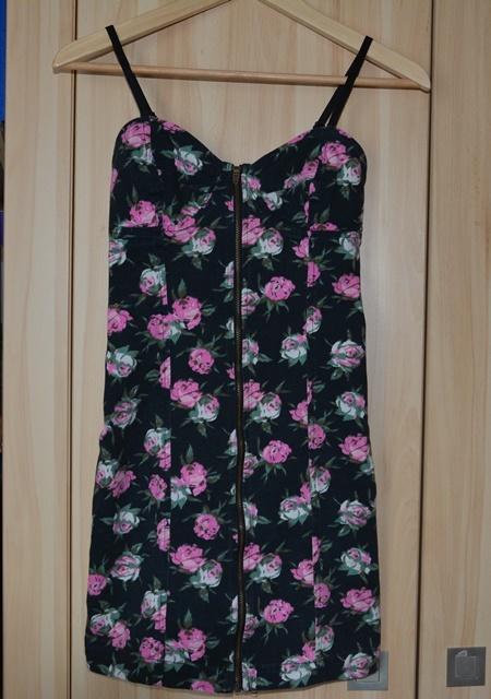 Sukienka letnia XS floral