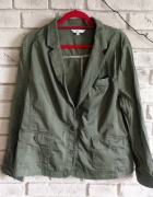 Marynarka w kolorze khaki 46 48...