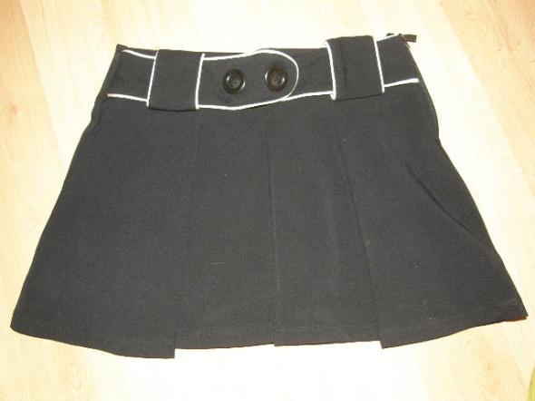 Izraelska piękna czarna mini spódniczka XS...