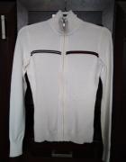 Biały sweter Tommy Hilfiger...