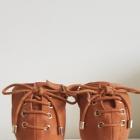 Sandalki z paskami 36