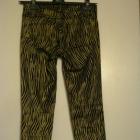Złote spodnie
