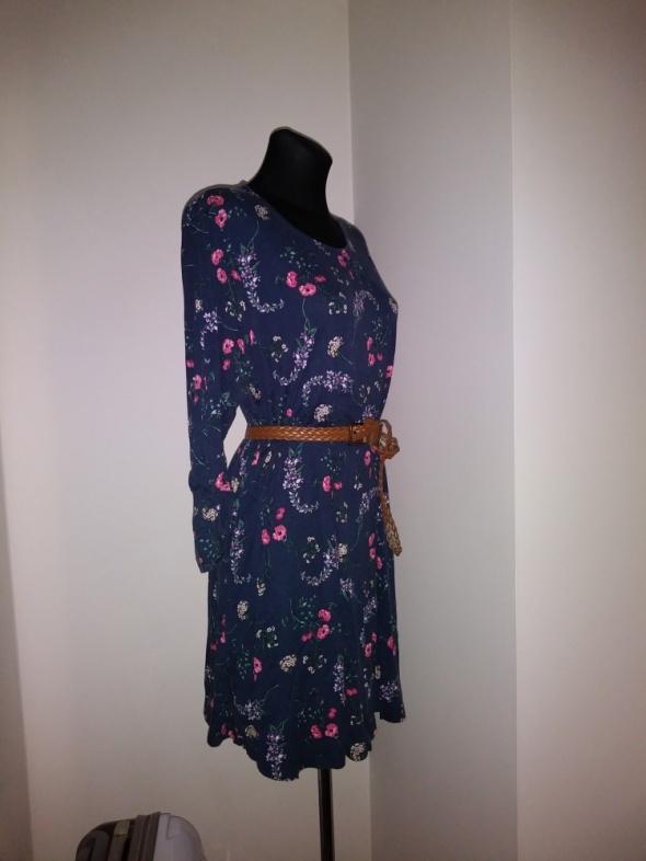 Sukienka kwiaty TU woman M L XL