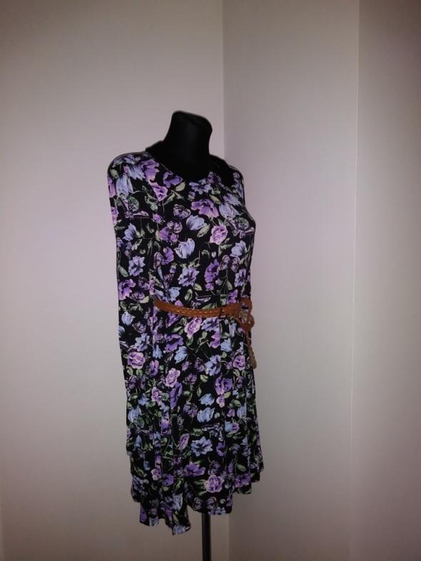 Sukienka kwiaty Asos M L