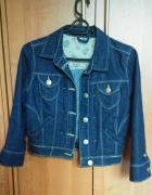 Kurtka jeansows