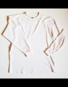 Męska bawełniana XL Szwedzka bluza z reklamą firmy VIASAT...
