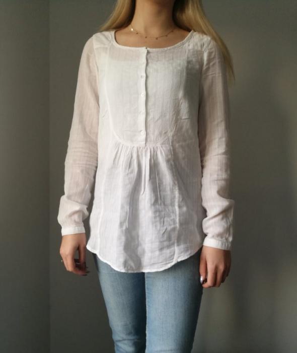 biała koszula Massimo Dutti 36
