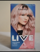 SCHWARZKOPF LIVE LIGHTENER & TWIST cool rose...