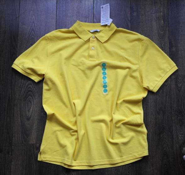 Męska koszula polo XL