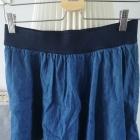 Jeansowa spódnica h&m