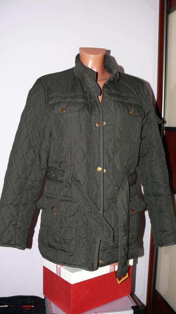 pikowana kurtka denim 42...