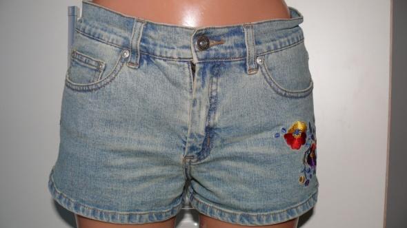 Spodenki Moto spodenki jeans 38