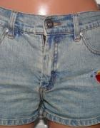 Moto spodenki jeans 38...