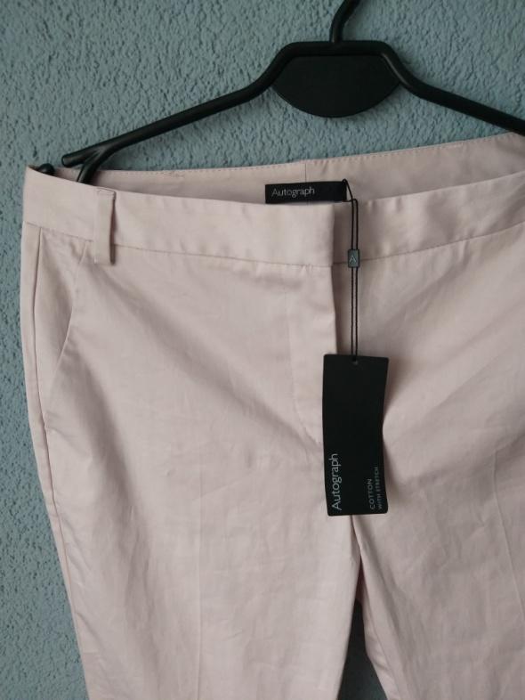 Nowe spodnie cygaretki Autograph L...
